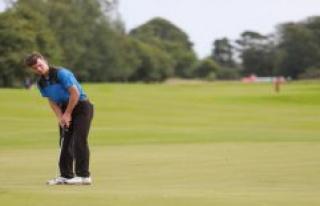 Super-Youngster shocks Golf-Elite: Josh Hill makes...