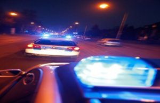 The police headquarters in Konstanz: Light Traffic...