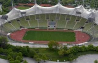Türkgücü Munich Olympic stadium in the case of...