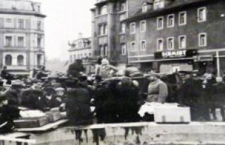 Zeitz: Zeitz mayor in the postwar period: An entrepreneur...