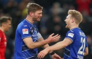 2. League: Bielefeld - Dresden, NOW in the Live-Ticker...