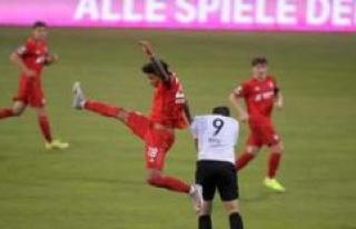 3. League: FC Bayern 2 season target revised upwards...