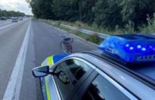 A3 in Obertshausen: Horror scene on the highway -...