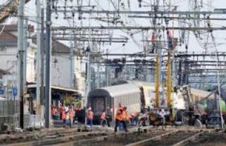 Accident of Brétigny-sur-Orge : SNCF and a railwayman...