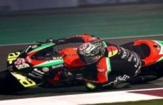 Aleix Espargaro and Aprilia, with Dovizioso and Ducati...