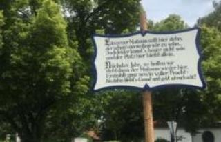 Apply village/poem to arouse anticipation | Geltendorf