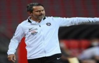 Aue: Aue wants to expand against Bochum have a positive...