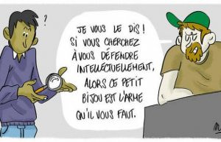 Aurélie Jean – Small manual dautodéfense intellectual...