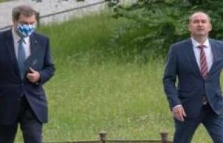 Bavaria/Corona-crisis: Söder Free voters look old...