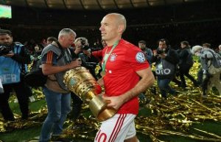 Bayern legend Robben celebrates its Comeback as a...