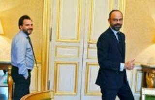 Benoît Ribadeau-Dumas, the devil of the prime minister...