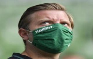 Bremen: Werder-Coach Kohfeldt appealed to Fans: stay...