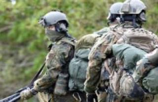 Bundeswehr: KSK is partially resolved: Kramp-Karrenbauer...