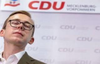 CDU: Philip Amthor gives error: I'm not for sale -...