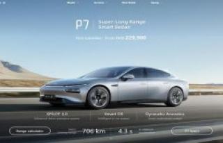 Chinese Tesla-clone now copies even Elon Musks website