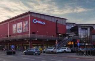 Cineplex Erding: On 18. June, the cinema of free time...