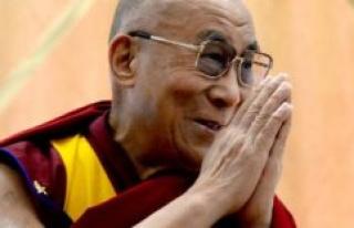 Compassion : the dalai lama unveiled his first single...