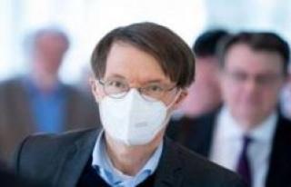 Corona/Germany: Spahn worry about Demos - Lauterbach:...