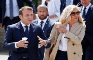 Corona-Loser? Macron of the French punished - visit...