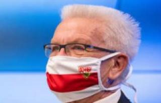 Corona-Shitstorm against Kretschmann (Green party):...