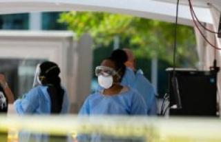 Coronavirus : the Florida saves a new record of contamination...