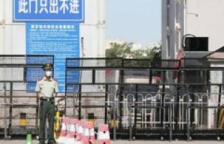Coronavirus : the bounce case in Beijing raises fears...