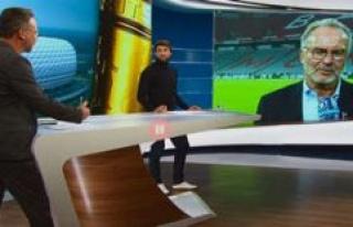 DFB-Cup: Bizarre Interview between ARD-man Opdenhövel...