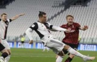 Despite Ronaldo's blunder: Juventus in the Cup final...