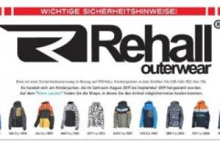 Due to strangulation hazard: outdoor brand various...