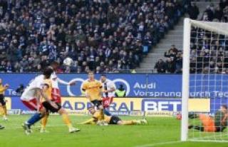 Dynamo Dresden - HSV in the Live-Stream: 2. Bundesliga...