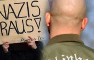 Einbeck in lower Saxony, Germany: attack on Antifa-activist...
