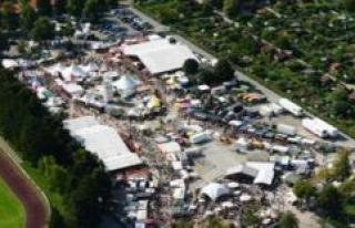 Erding: dispute Erdinger street food Festival: organisers...