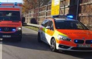 Erding police, Several accidents and Trunkenheitsfahtren...