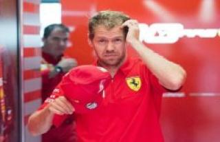 Ex-team-mate called Scuderia-pressure as a reason:...
