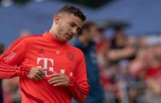 FC Bayern: Didi Hamann shoots against Lucas Hernández...