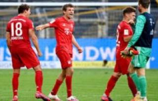 FC Bayern/Leon Goretzka: Joachim Löw had the wrong...