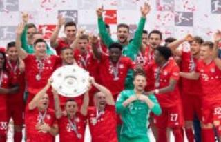 FC Bayern München: Bundesliga-Champions? Scenario...