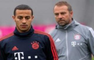 FC Bayern München: Thiago Chaos? Speculations flicker-statements,...