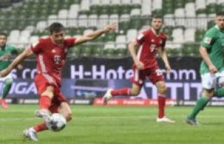 FC Bayern Munich: Lewandowski makes FCB to the spirits...