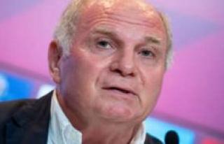 FC Bayern: Uli Hoeness shares against Dortmund and...