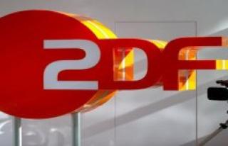 Filming on location in Berlin, ZDF-TV crew threatened...