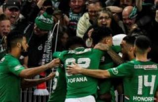 Football : five people positive for the coronavirus...