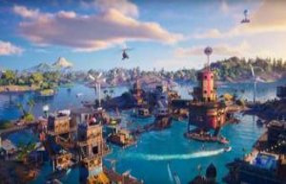 Fortnite Season 3: New Trailer shows the flooded Map...