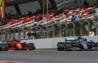 Franz Tost: Mercedes is ahead of Red Bull, Ferrari...