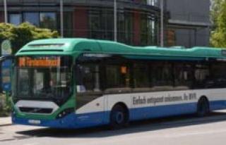 Fürstenfeldbruck/bus-driver with 2.2 per Mille on...