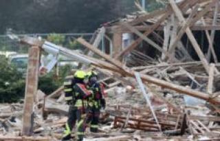 Günzburg: hall explodes suddenly - injured - trains...