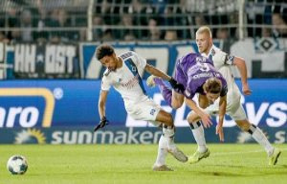 HSV against Osnabrück in the Live-Stream: 2. Bundesliga...