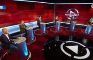 Hard but fair, ARD (TV criticism): Frank Plasberg...