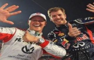 Jean Alesi: Vettel had it in the Ferrari heavier than...