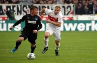Karlsruher SC against VfB Stuttgart in the Live-Stream:...